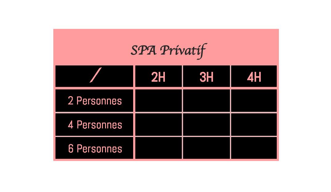 SPA Privatif